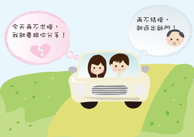 哈妮熊幸福工坊<Love actually 愛情MV> ~ 兩人內心的想法