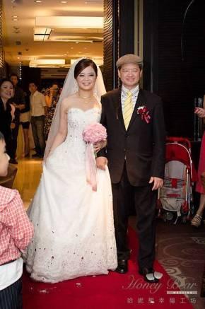 哈妮熊清新粉嫩儀式亭主題婚禮-7921.jpg