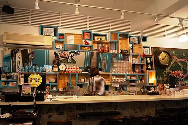 """20140413台北美食推薦-好好吃的復古茶餐廳""""囍糖本舖(麻犇堂)"""