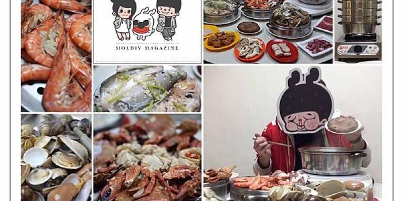 [台北新莊火鍋]跟著PinPin&Vivi去吃熊青的沙茶鍋-二月牌沙茶爐-新莊店