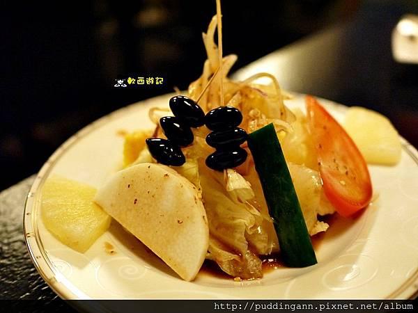[食記]台北中山區 喜多川日本料理 精緻季節套餐 新鮮生魚片巷弄美食 580CP值高日式套餐 精緻日式料理