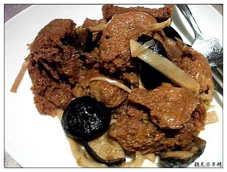 上海香菇烤麩