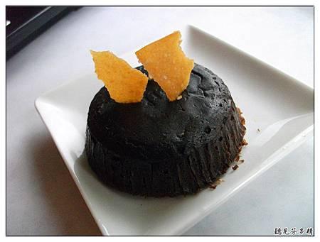 熔岩巧克力