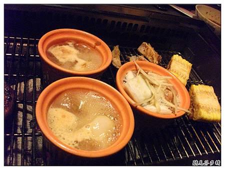 煮熟蒜香腰子貝