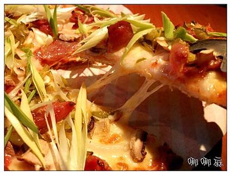 辣披薩牽絲