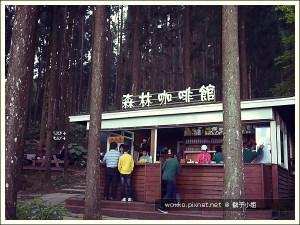 [新竹.五峰鄉] 歐式建築夢幻景點.山上人家農場之森林咖啡館