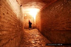 [土耳其.伊斯坦堡] Day1 (三) 希臘女妖頭支撐地下水宮殿 (Basilica Cistern) + 聖索菲亞大教堂 (Hagia Sophia)