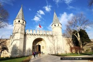 [土耳其.伊斯坦堡] Day1 (四) 千年古城的記憶 – 托卡比皇宮 (Topkapi Palace) 與 藍色清真寺 ( Blue Mosque )