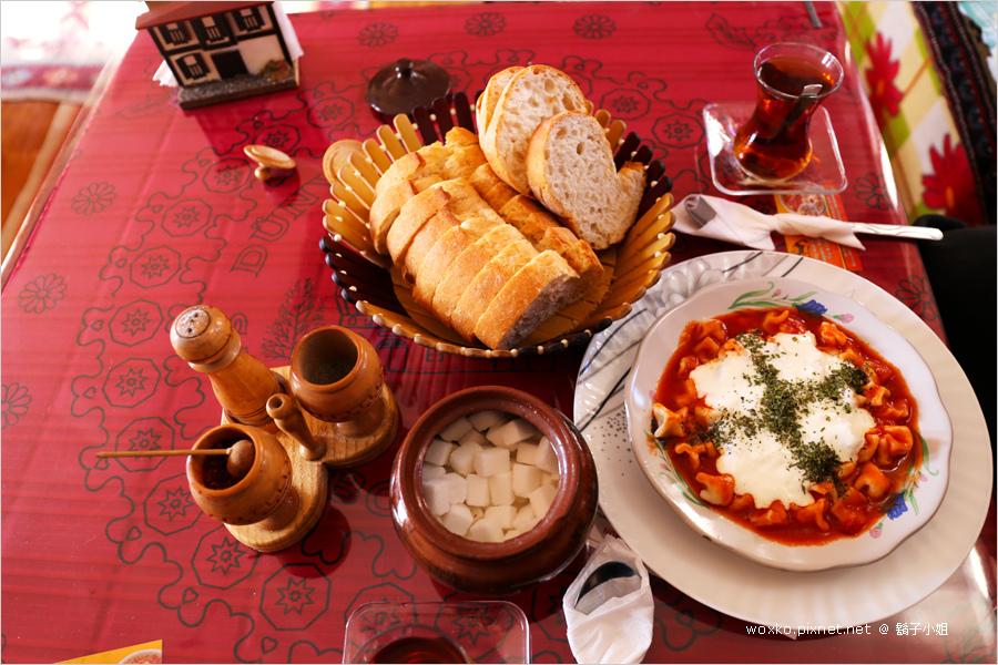土耳其・番紅花城 Safranbolu。古老的傳統美食推薦