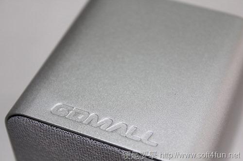 [開箱] 無線藍芽喇叭GDMALL BT2000,迷你、持久、好攜帶 BT-2000-15