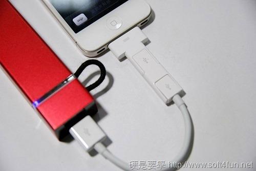 [評測] Magic Cable Trio 1條3用的傳輸/充電連接線(支援Mini USB、Micro USB、iPhone 4S) DSC_0071
