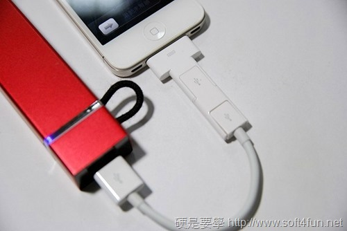 [評測] Magic Cable Trio 1條3用的傳輸/充電連接線(支援Mini USB、Micro USB、iPhone 4S) DSC_0071