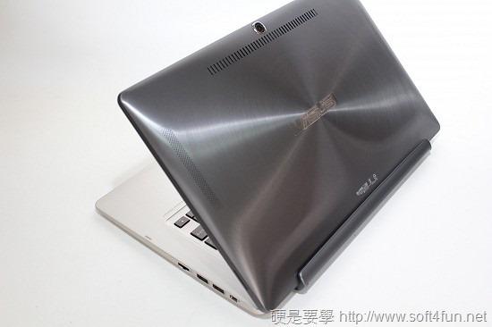 [評測] ASUS Transformer Book TX300CA 平板+筆電一次滿足的優質選擇 IMG_0555