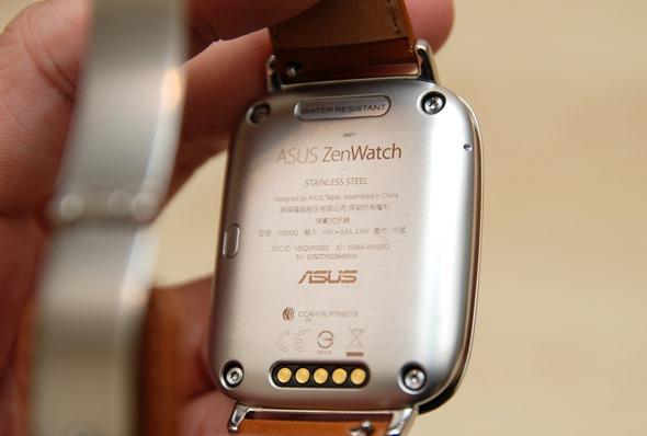 [開箱] 華碩 ZenWatch:這樣的智慧手錶,難怪女生會喜歡 DSC_0303