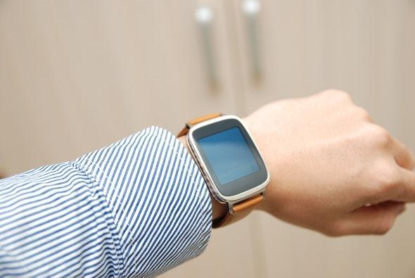 [開箱] 華碩 ZenWatch:這樣的智慧手錶,難怪女生會喜歡 DSC_0330