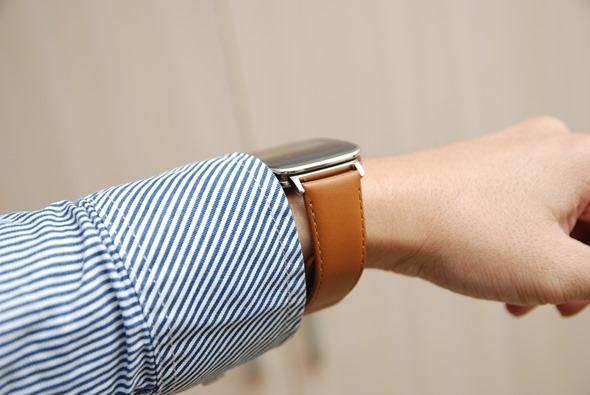[開箱] 華碩 ZenWatch:這樣的智慧手錶,難怪女生會喜歡 DSC_0331