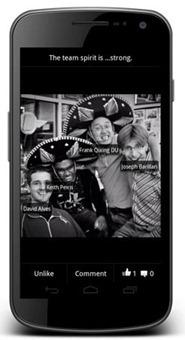 [Android] Facebook App 更新,通知列、功能選單乾坤大挪移 facebook-app-01_thumb