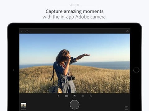 專業修圖軟體 Adobe Lightroom iOS 版完全免費啦! screen480x480-1