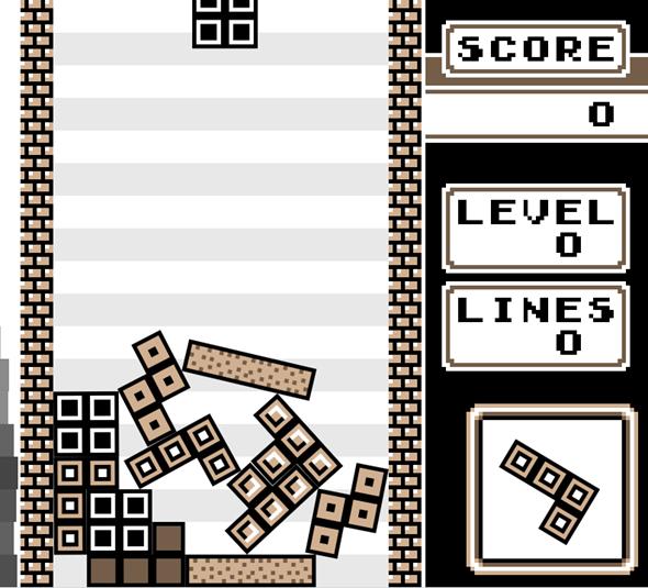 酷搜骨灰遊戲:《Not Tetris 2》 高手玩了都投降的俄羅斯方塊 2-not-tertis-2-1