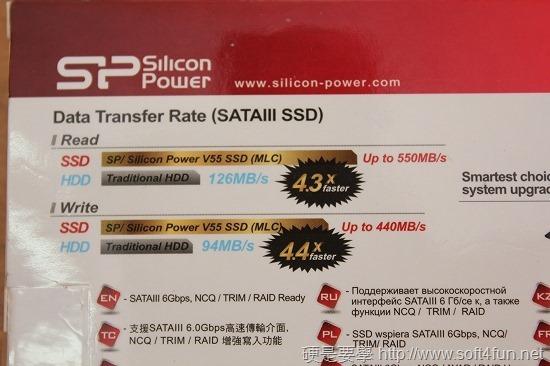 物超所值,廣穎2.5吋固態硬碟 Velox V55、V70 (240GB) 介紹 IMG_3433