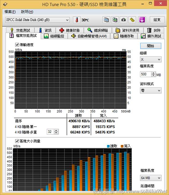 物超所值,廣穎2.5吋固態硬碟 Velox V55、V70 (240GB) 介紹 V70-HDT