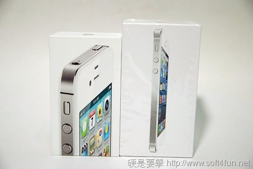 [開箱] 沒掉漆的白色 iPhone 5 32GB DSC_0009