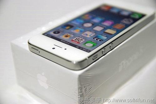 [開箱] 沒掉漆的白色 iPhone 5 32GB DSC_0037