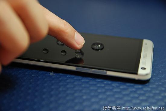 手機不帕刮 ! 超防潑水、疏油的 imos 螢幕保護貼 DSC_0082
