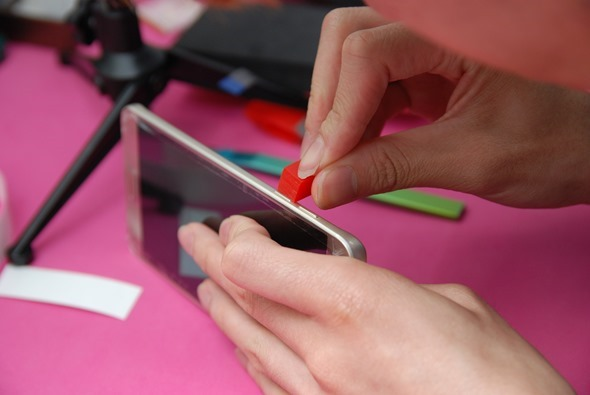 [手機包膜] Samsung Galaxy Note 5 保護貼摩斯密碼全機包膜全紀錄 DSC_0104