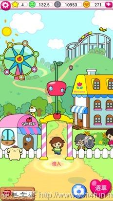 「Hello Kitty 嘉年華會」殺時間的有趣小遊戲(Android/iOS) Kitty-4