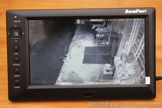 超簡易安裝無線監視錄影機 SecuFirst DWS-B011(具防水、夜視功能) dws-b001-056