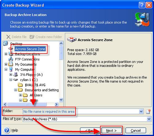 [系統工具] 上網掛MSN樣樣來,備份硬碟免重開機 - True Image 1144839887_03ea49fcc6