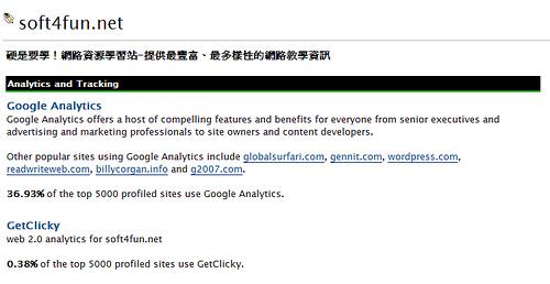 [網頁程式] 探探人家的網頁是怎麼做出來的 - builtwith.com 1296664836_5a7877dfed