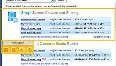 [圖像編輯] 免錢的螢幕擷取軟體 - Jing 888262620_47621abc8a_m