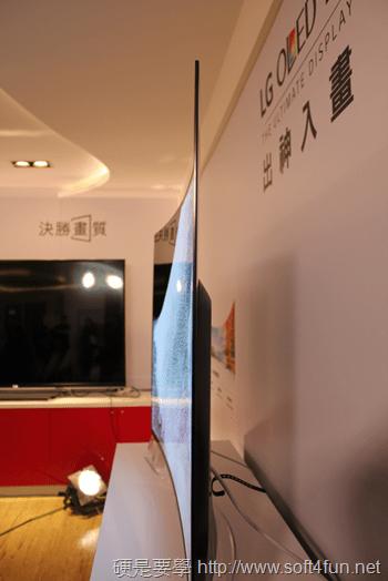 LG 決勝畫質!OLED 4K曲面電視登場 image025