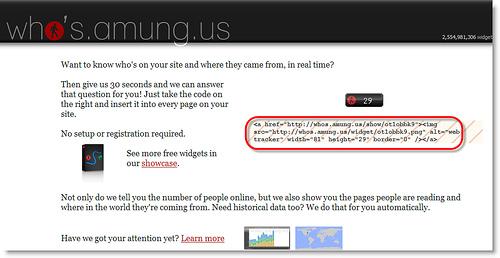 [網站推薦] 不用Java_script,複製貼上馬上顯示站上人數 1390417827_9c1a9248d1