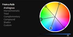 [禁斷秘技] 強大的網頁配色器 - kuler 611029803_f7154d3b4f_m
