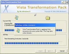 [桌面相關] 仿!真‧Vista 透明介面 379237889_78008d1c26_m