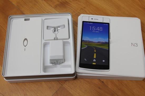 OPPO N3 翻轉鏡頭自拍神機+R5超薄手機開箱評測 OPPON3R508