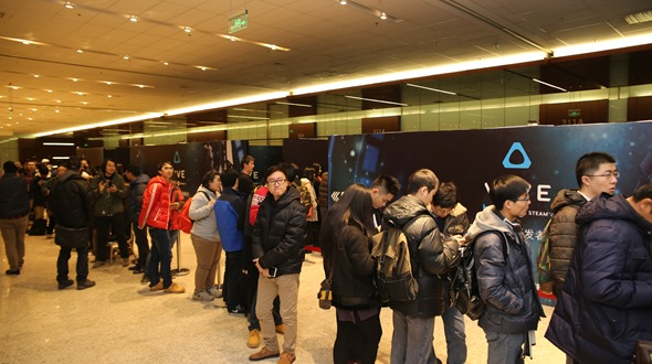 HTC VIVE 宏達無限開發者峰會前 王雪紅董事長訪談 IMG_0882_3