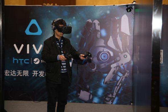 HTC VIVE 宏達無限開發者峰會前 王雪紅董事長訪談 IMG_0905
