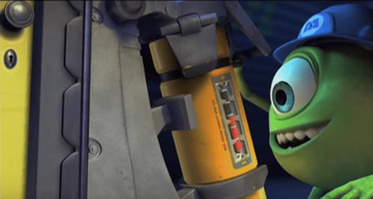 尖叫~怪獸電力公司「能量瓶」行動電源開箱來了! image