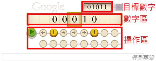 [Google Doodle] 紀念 Alan Turing 計算機之父 100歲誕辰的遊戲玩法+解答 2_thumb