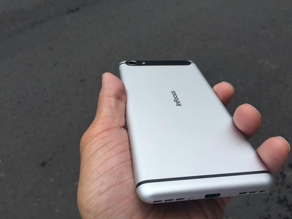 7000元有找,InFocus M808 4G全頻雙卡雙待手機開箱,金屬機身超高性價比 IMG_8959