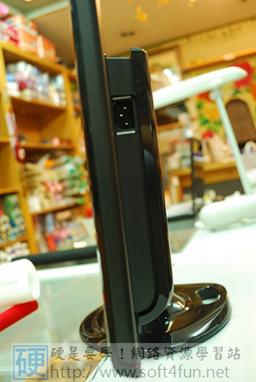 物美價廉的 LED 背光液晶螢幕:CHIMEI光羽翼 23LH DSC_0127_thumb
