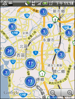 【Android程式推薦】熱門拍照景點地圖,攝影迷必裝!! 3