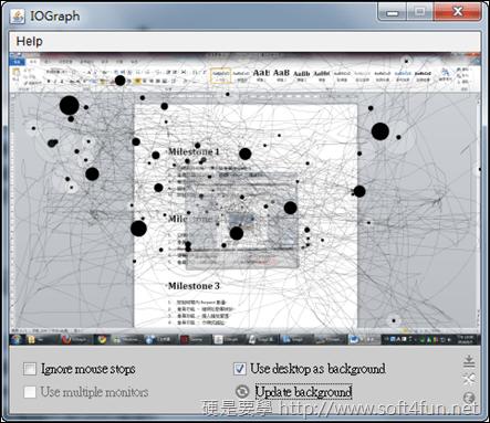 IOGraph 用滑鼠也能創造出藝術作品 iographusewallpaperresult