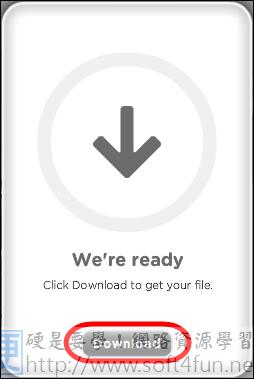 可批次傳輸大量檔案的免費空間,最高可上傳2GB wetransfer06
