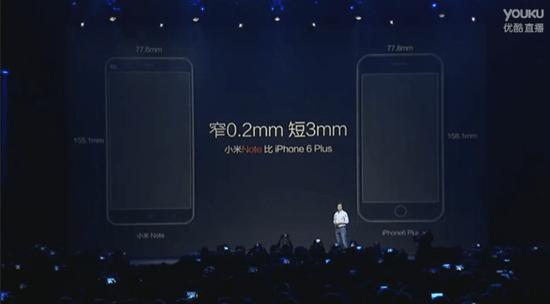 小米推出大尺寸小米NOTE 與小米NOTE 頂配版,高階規格售價僅 2,299 人民幣! 20