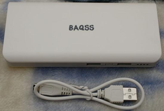 BAQSS BEST4 新改版10400mAh行動電源簡介及測試 04